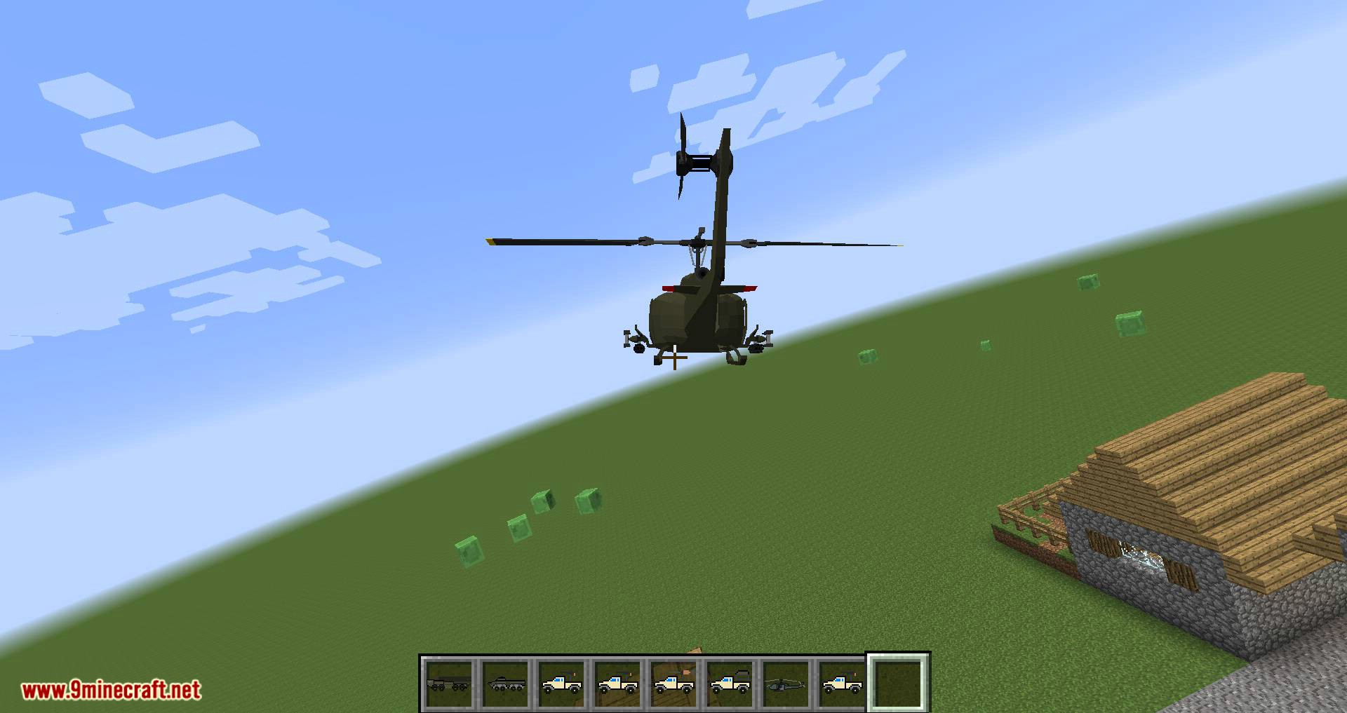 Flan_s Content Pack Eastern Escalation mod for minecraft 07