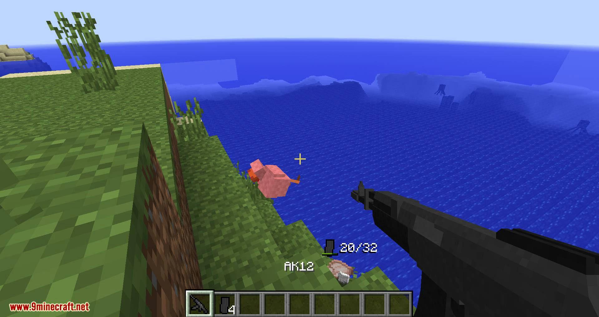 Flan_s Content Pack World War 3 mod for minecraft 02