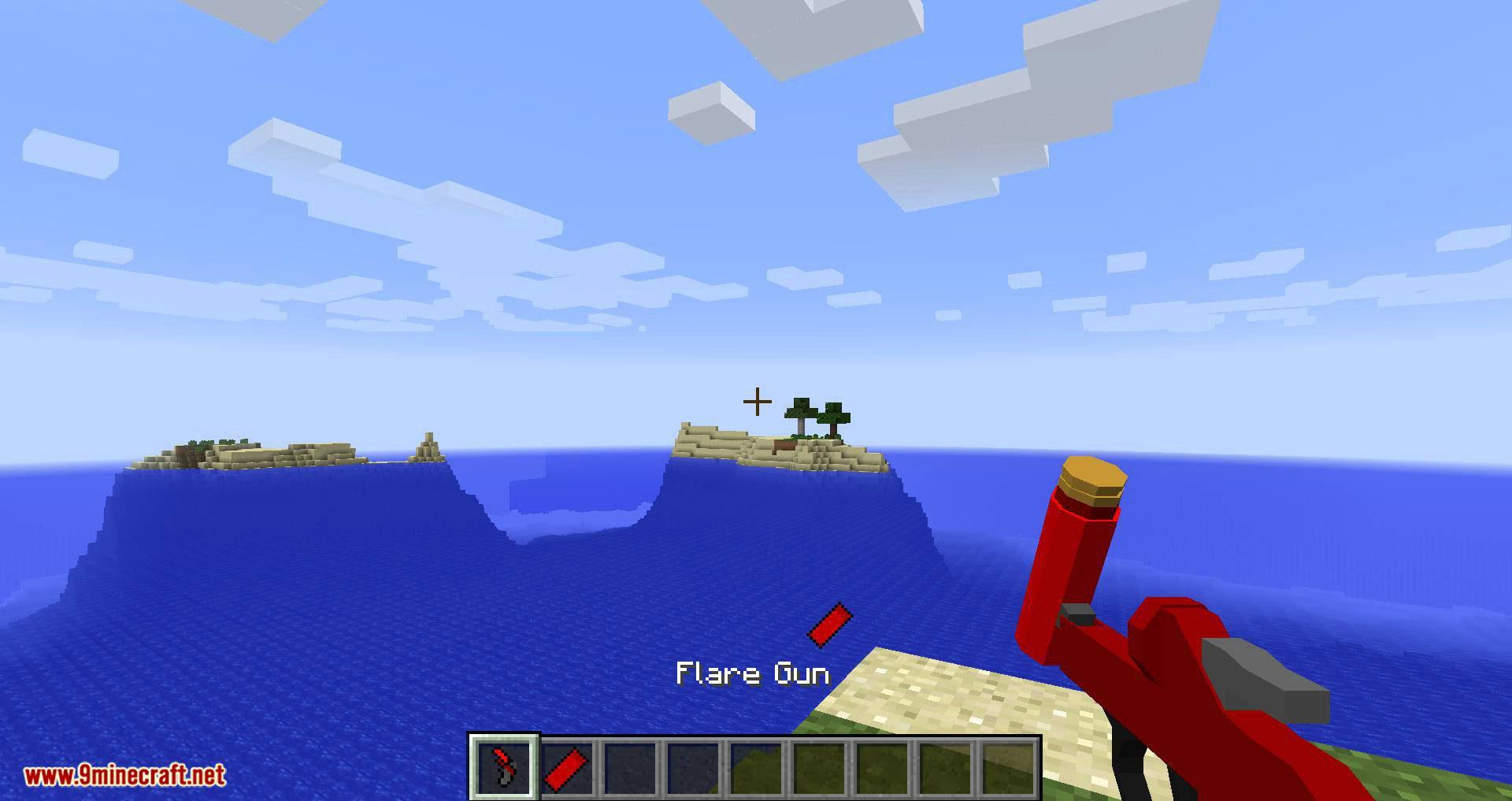 Flan_s Content Pack World War 3 mod for minecraft 07