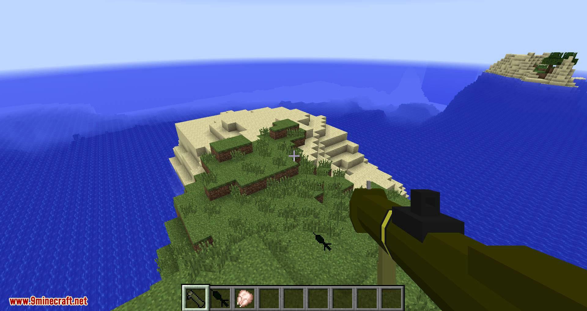 Flan_s Content Pack World War 3 mod for minecraft 09