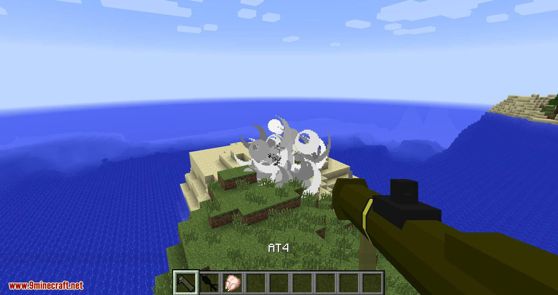 Flan_s Content Pack World War 3 mod for minecraft 10