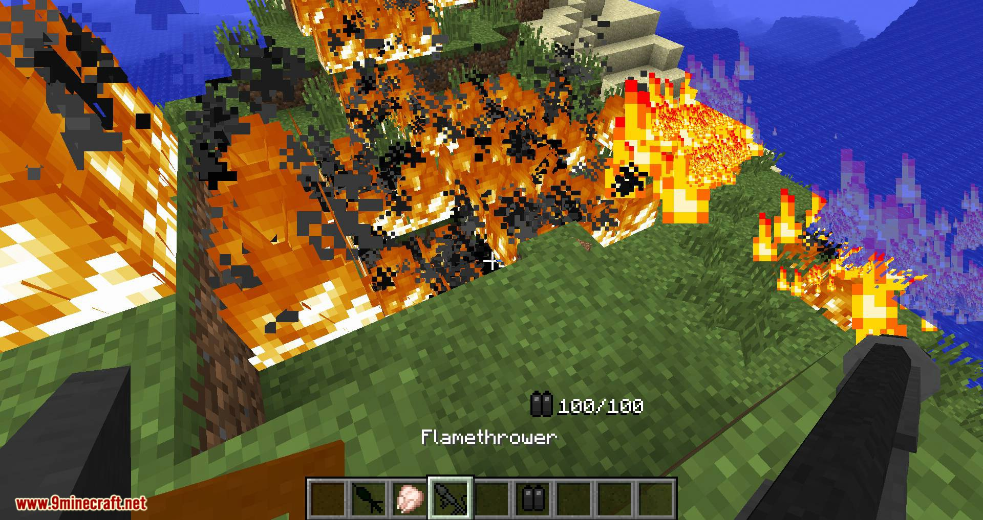 Flan_s Content Pack World War 3 mod for minecraft 14