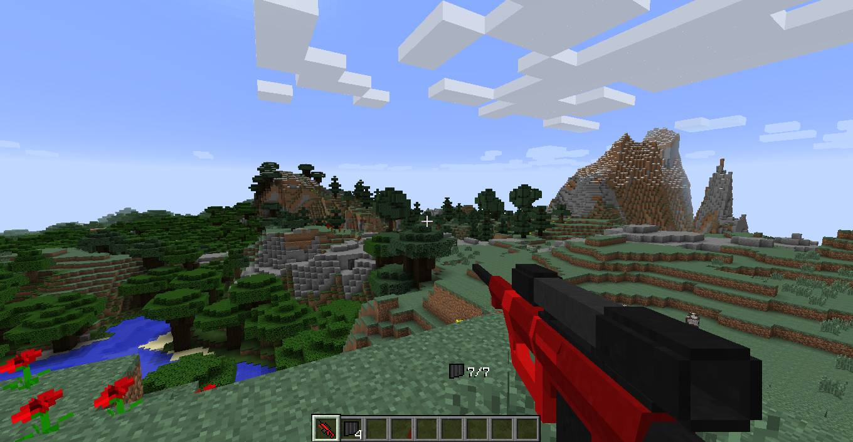 Flan_s Content Pack World War 3 mod for minecraft 31
