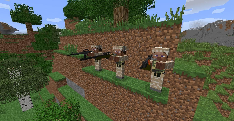 Flan_s Content Pack World War 3 mod for minecraft 32