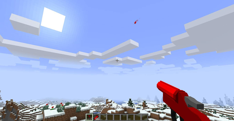 Flan_s Content Pack World War 3 mod for minecraft 36