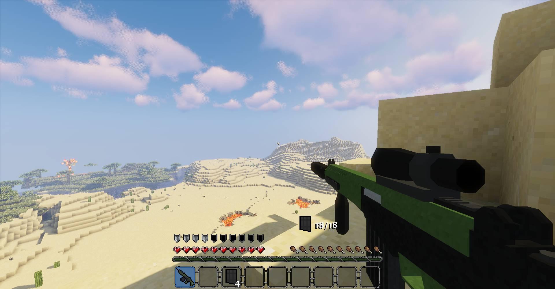Flan_s Content Pack World War 3 mod for minecraft 40