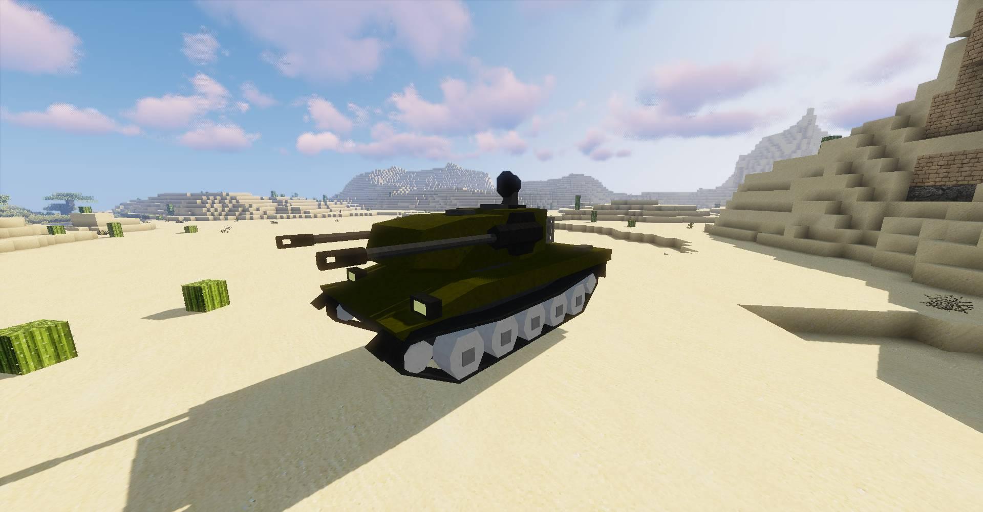 Flan_s Content Pack World War 3 mod for minecraft 41