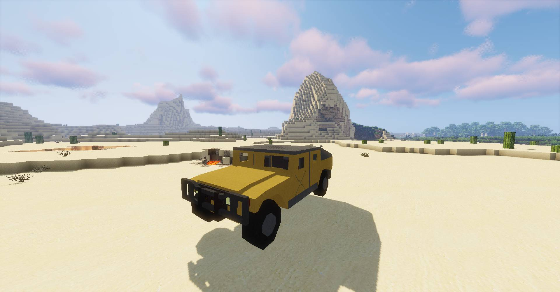 Flan_s Content Pack World War 3 mod for minecraft 43