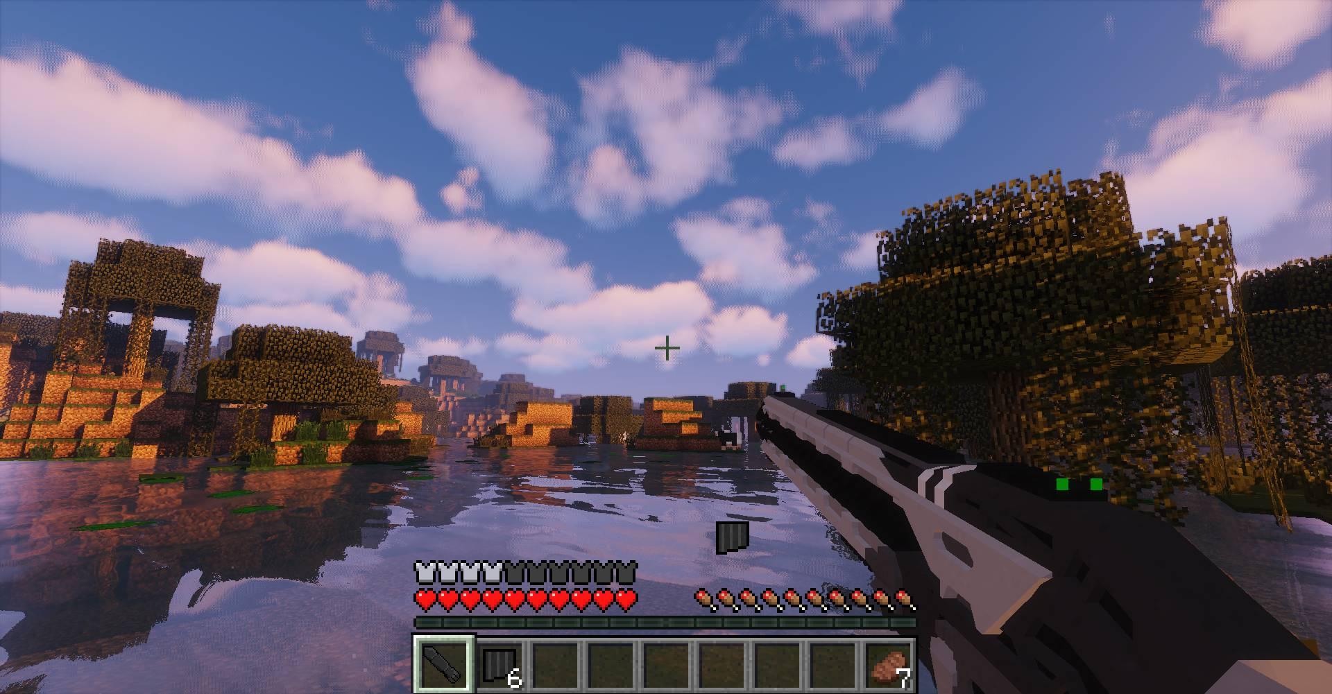 Flan_s Content Pack World War 3 mod for minecraft 47