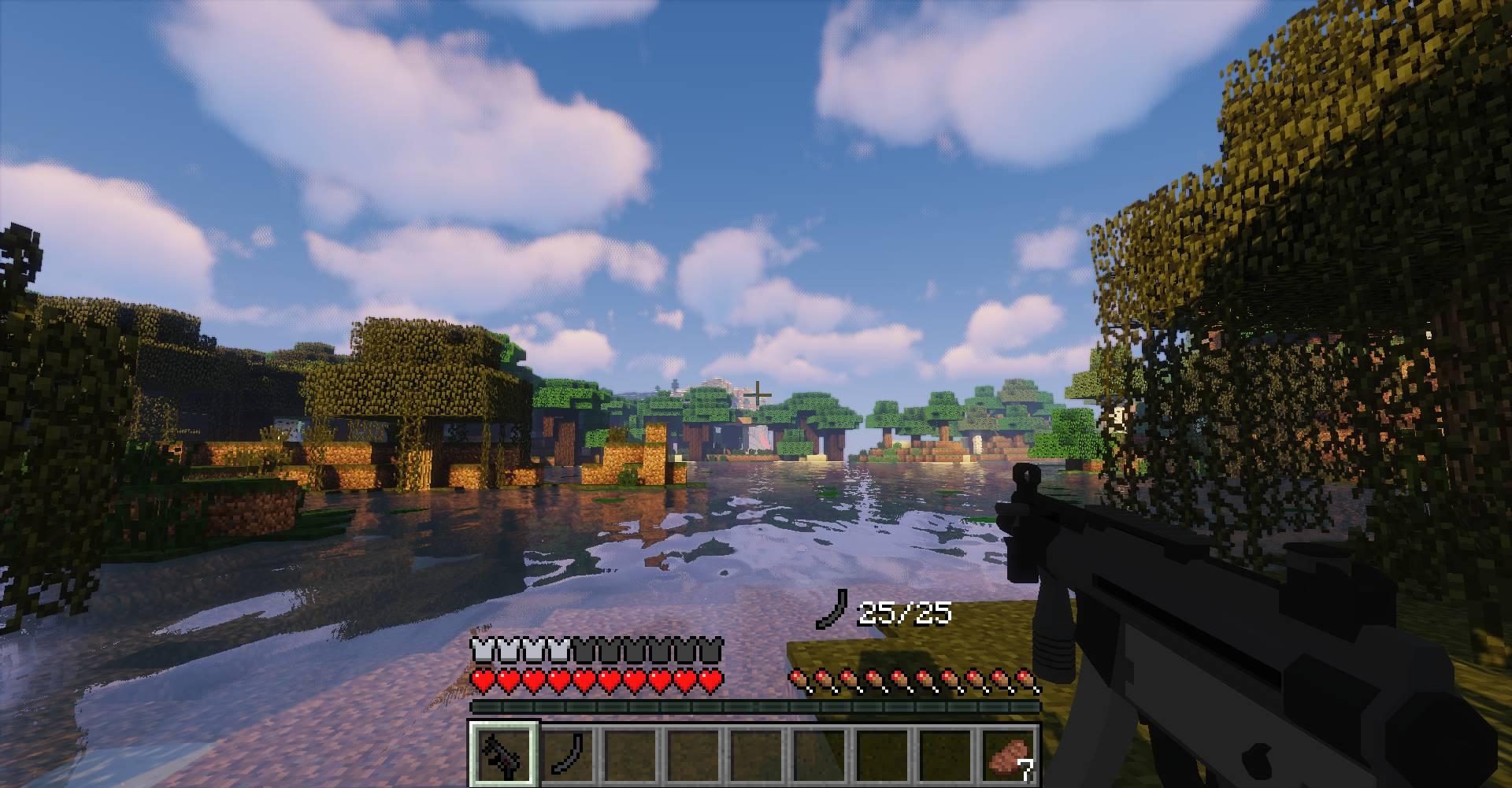 Flan_s Content Pack World War 3 mod for minecraft 48