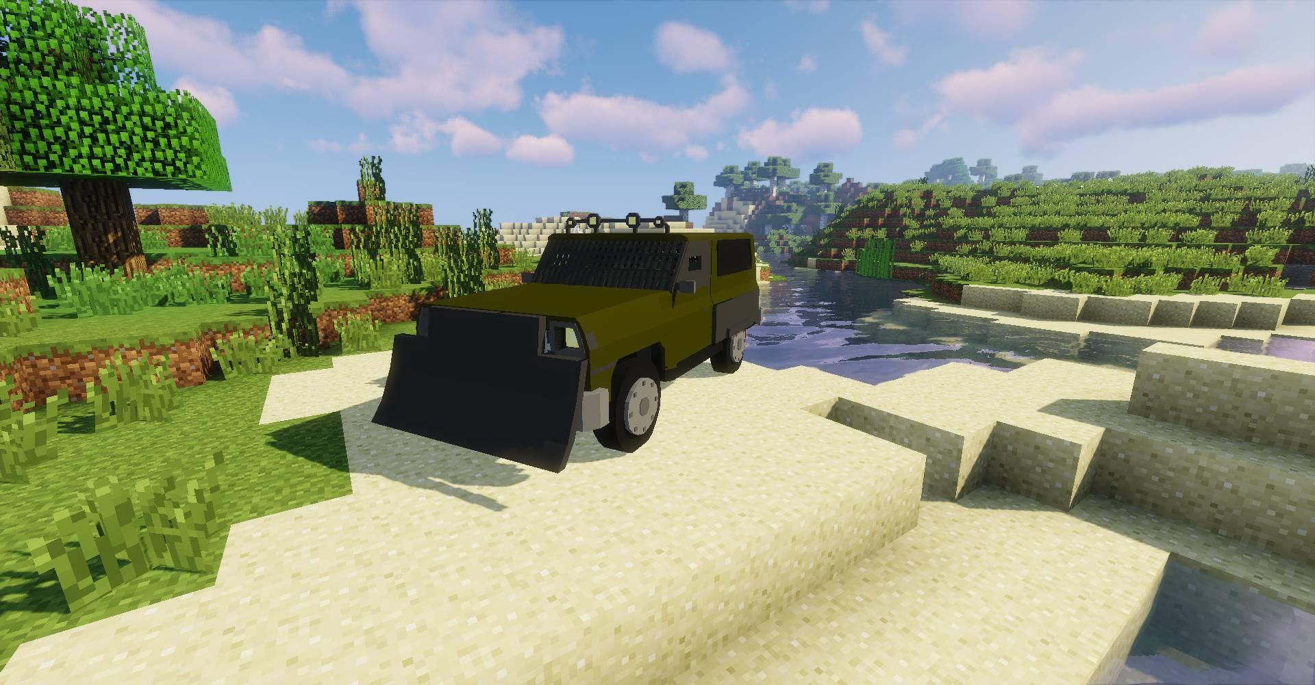 Flan_s Content Pack World War 3 mod for minecraft 50