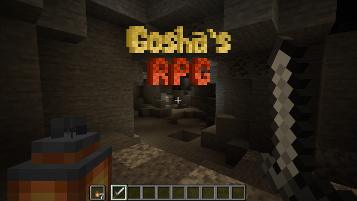 Goshas RPG First Person Resource Pack