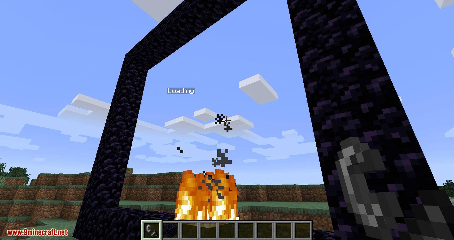 Immersive Portals Mod for minecraft 04