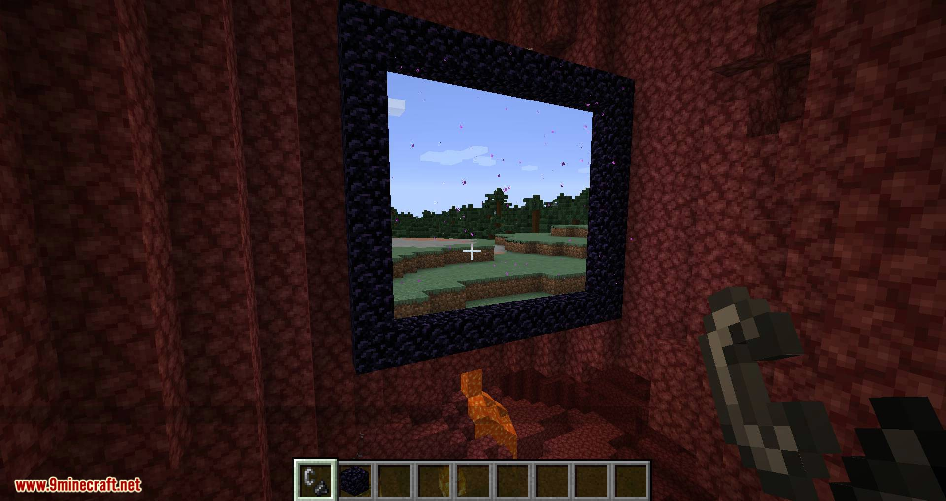 Immersive Portals Mod for minecraft 06
