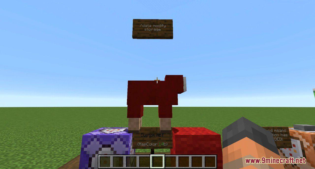 Minecraft 1.15 Snapshot 19w38a Screenshots 9