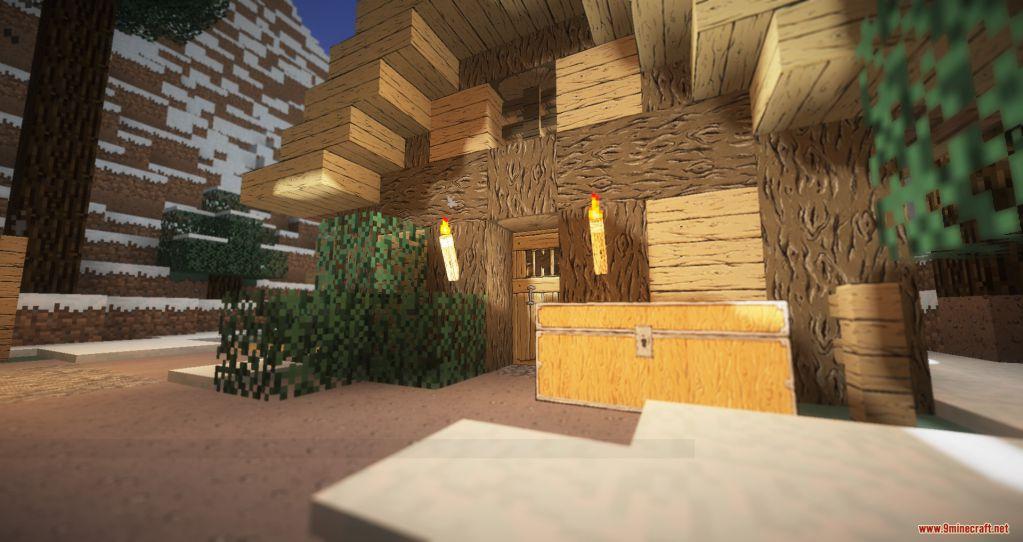 Minelands Resource Pack Screenshots 1