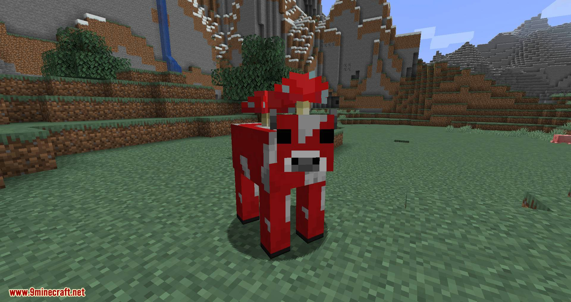 Mooblooms mod for minecraft 01