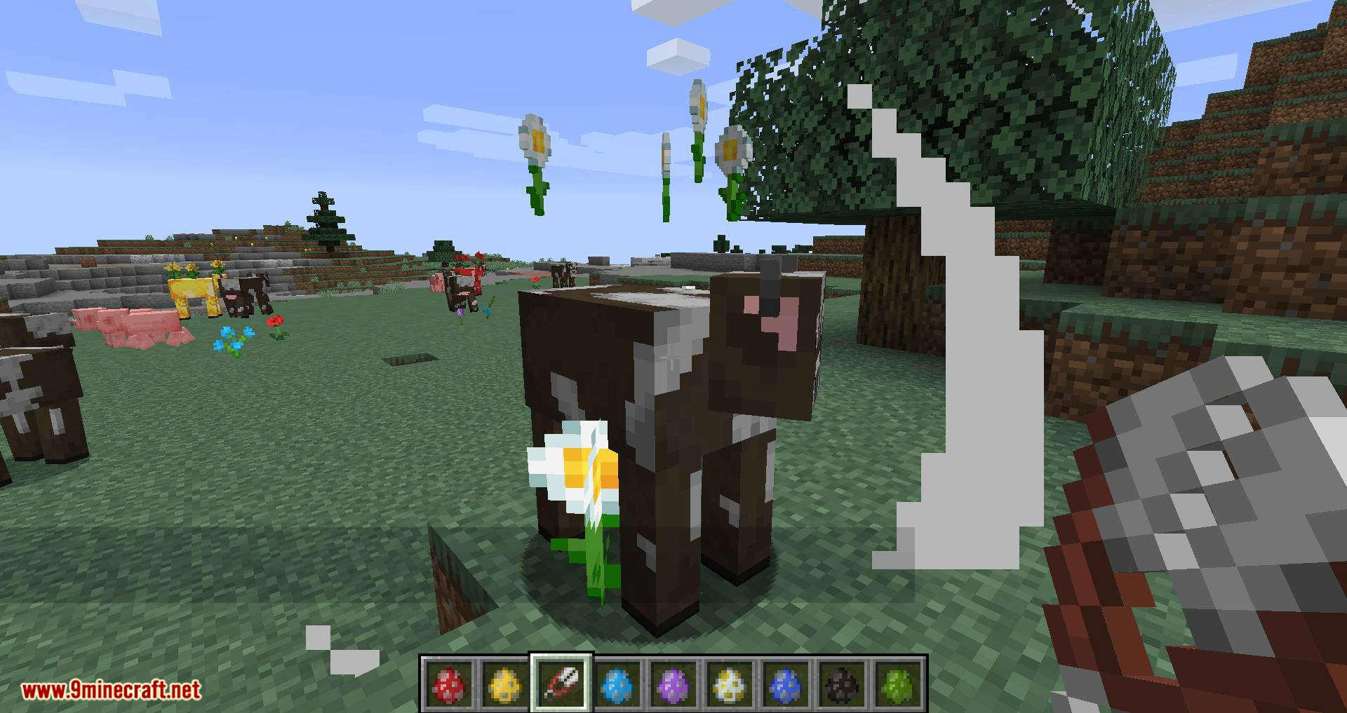 Mooblooms mod for minecraft 09