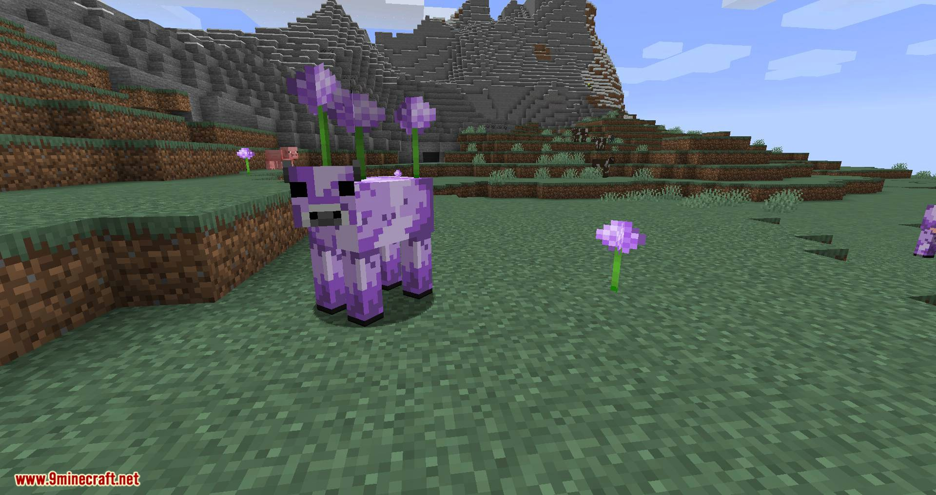 Mooblooms mod for minecraft 12