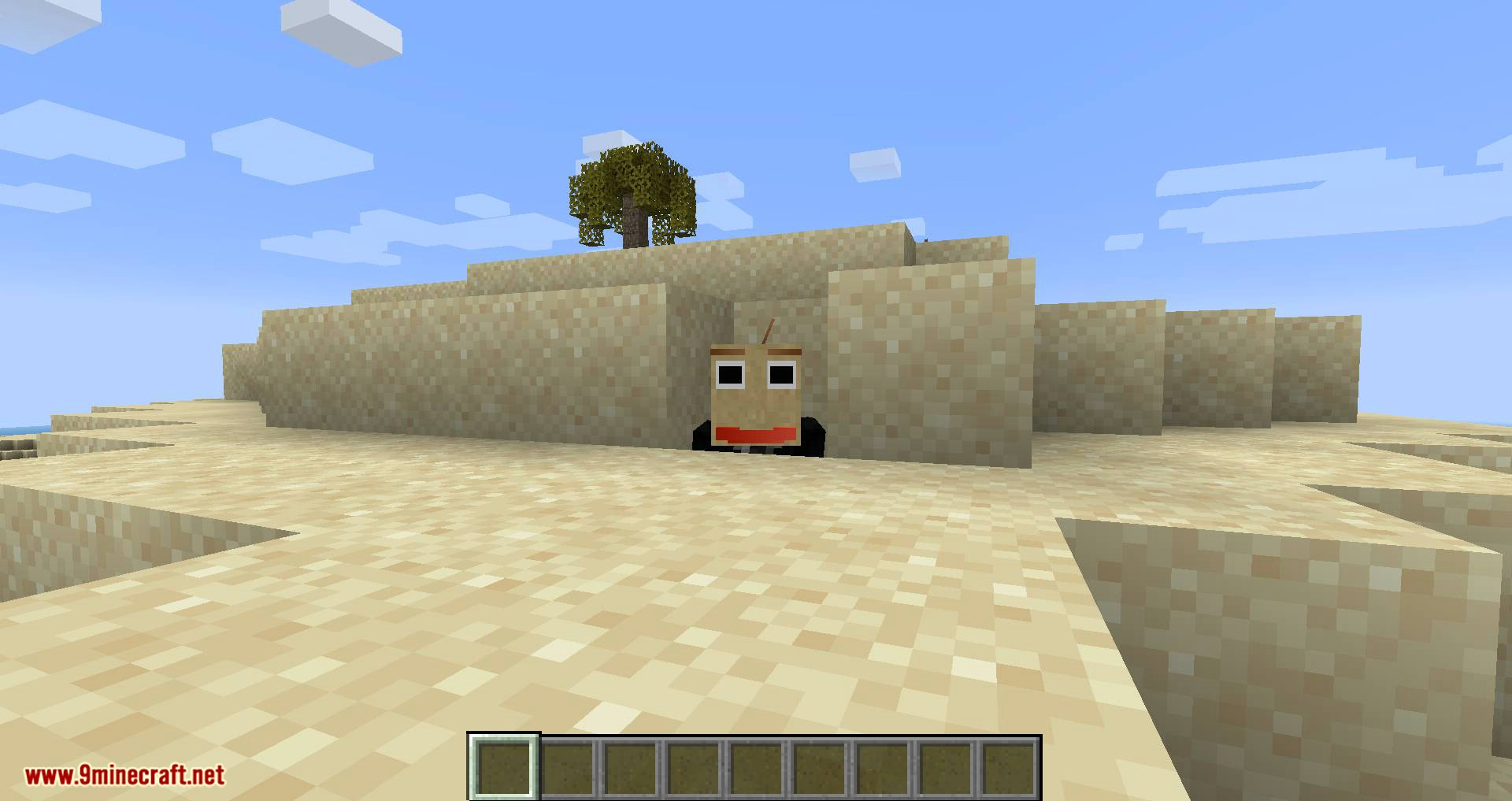 Mubble mod for minecraft 04
