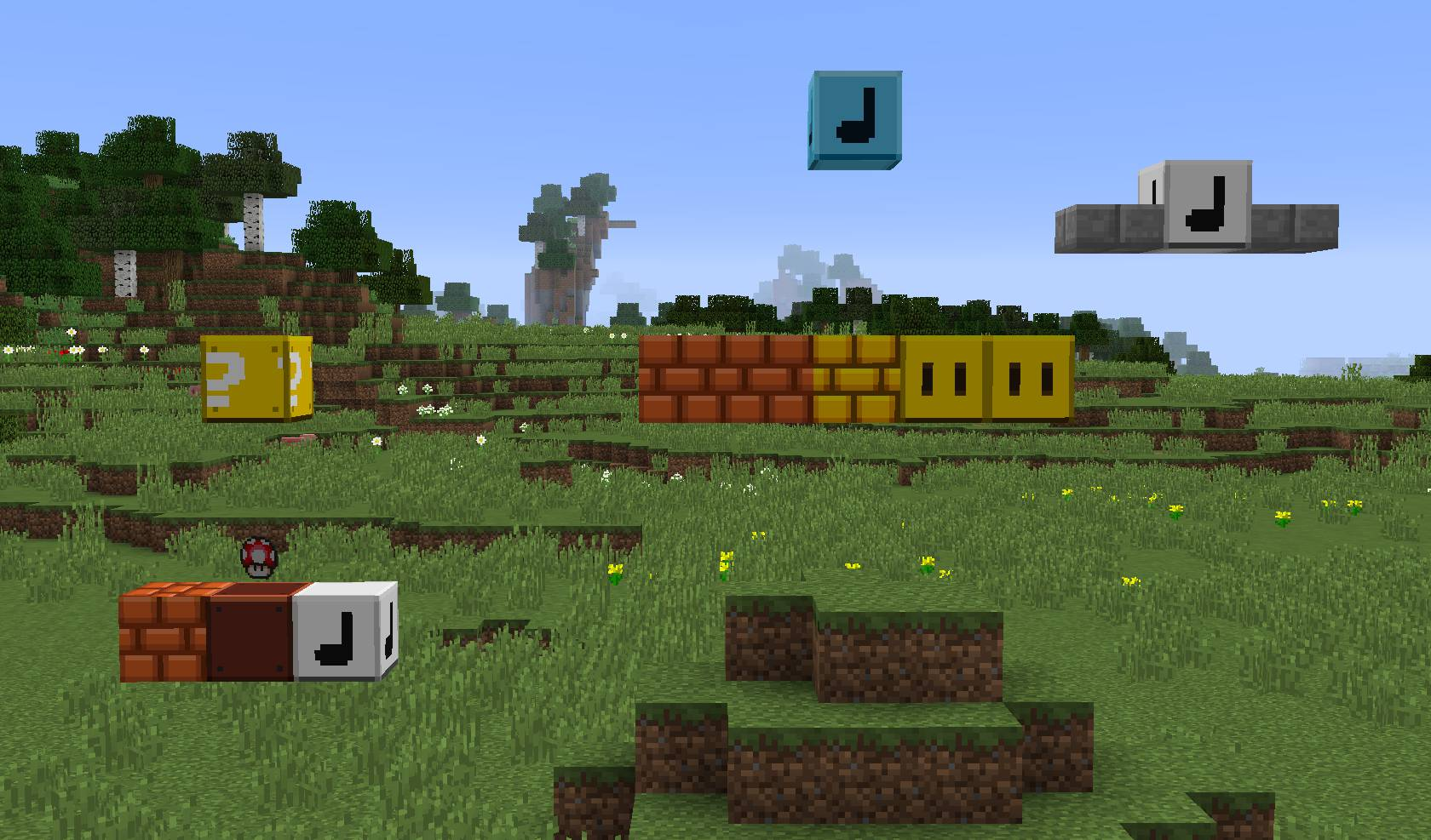 Mubble mod for minecraft 23