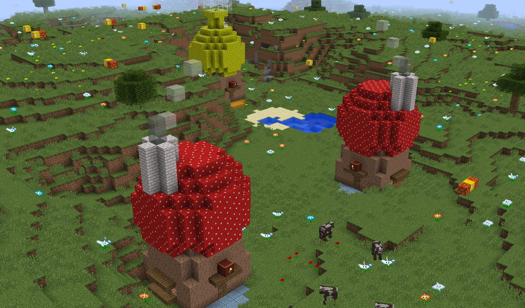 Mubble mod for minecraft 25