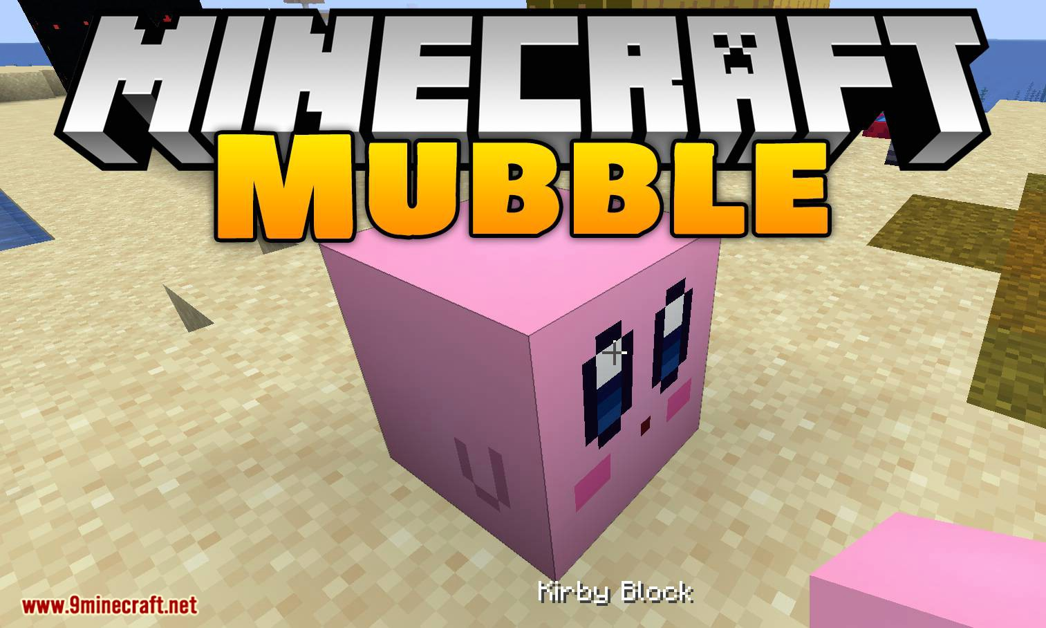 Mubble mod for minecraft logo