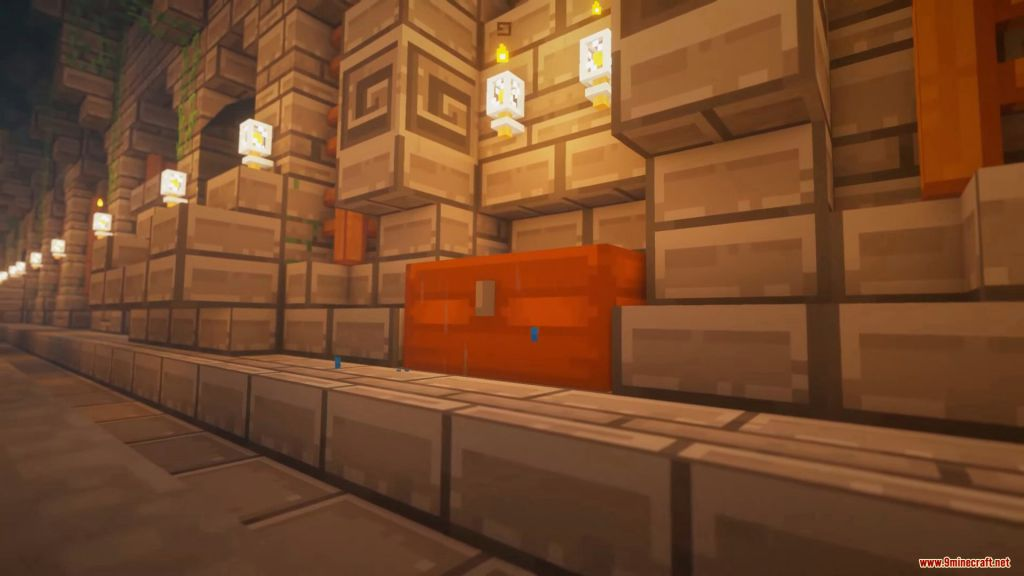 Overgrown Resource Pack Screenshots 4