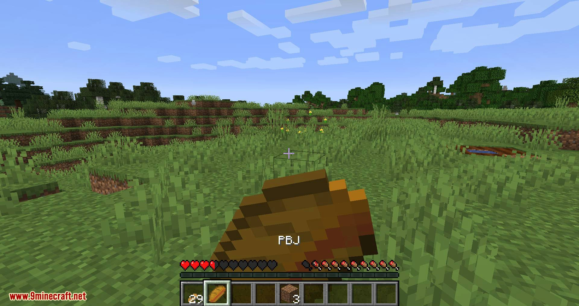 Peanuts! mod for minecraft 10