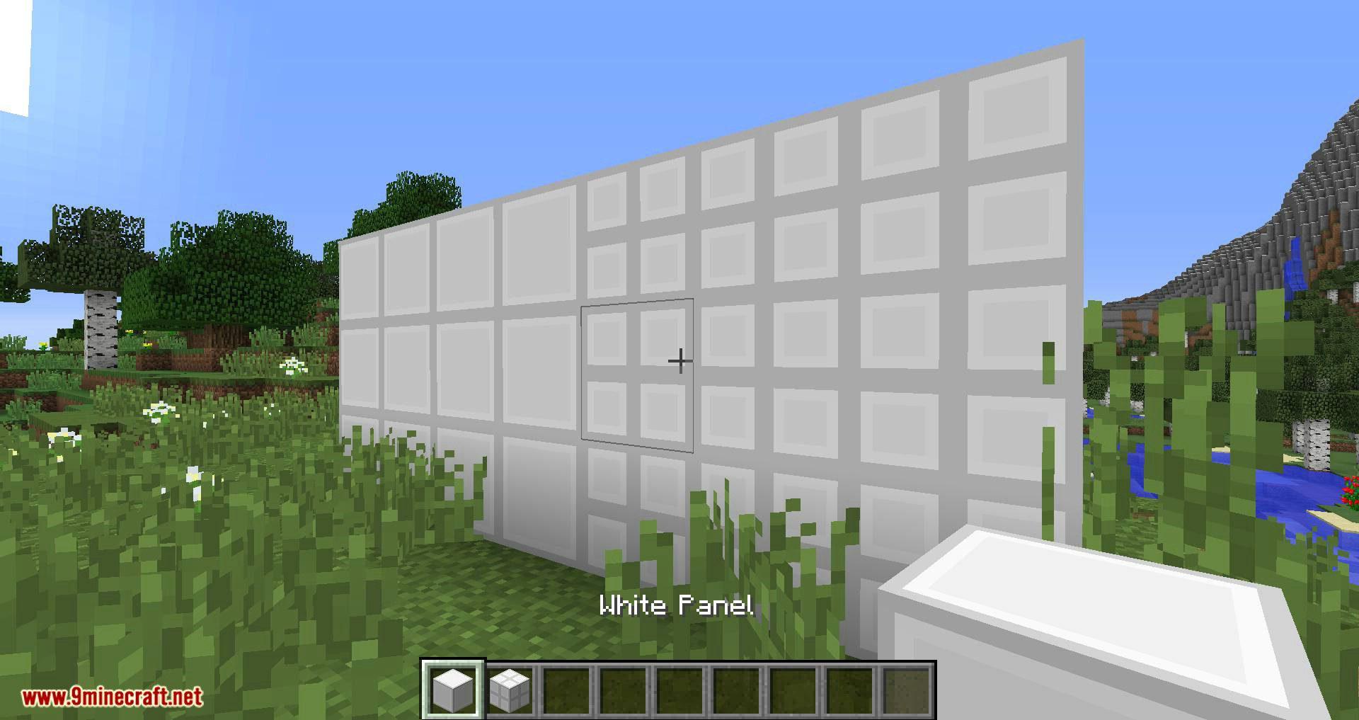 Portal Blocks mod for minecraft 01