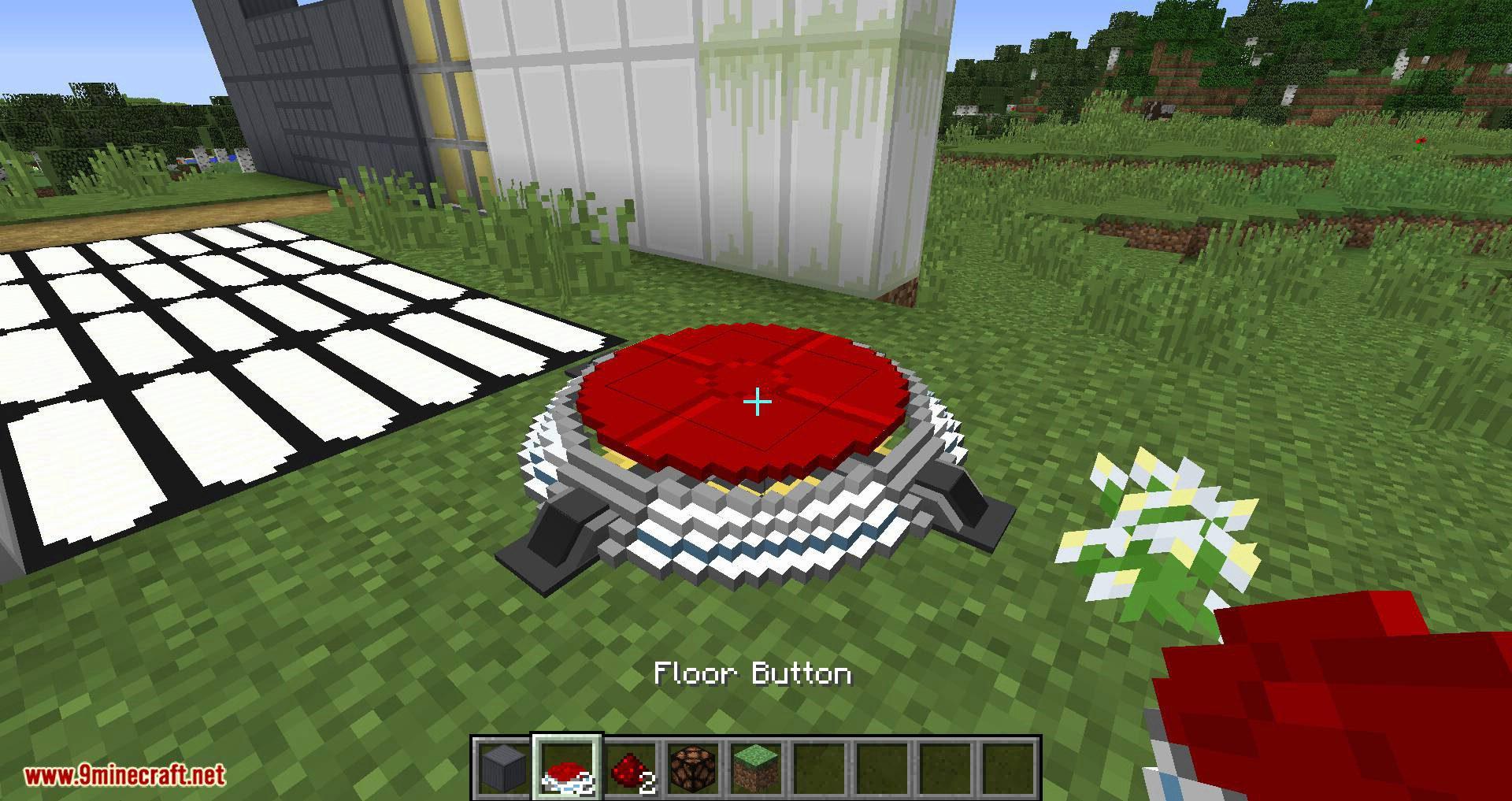 Portal Blocks mod for minecraft 10