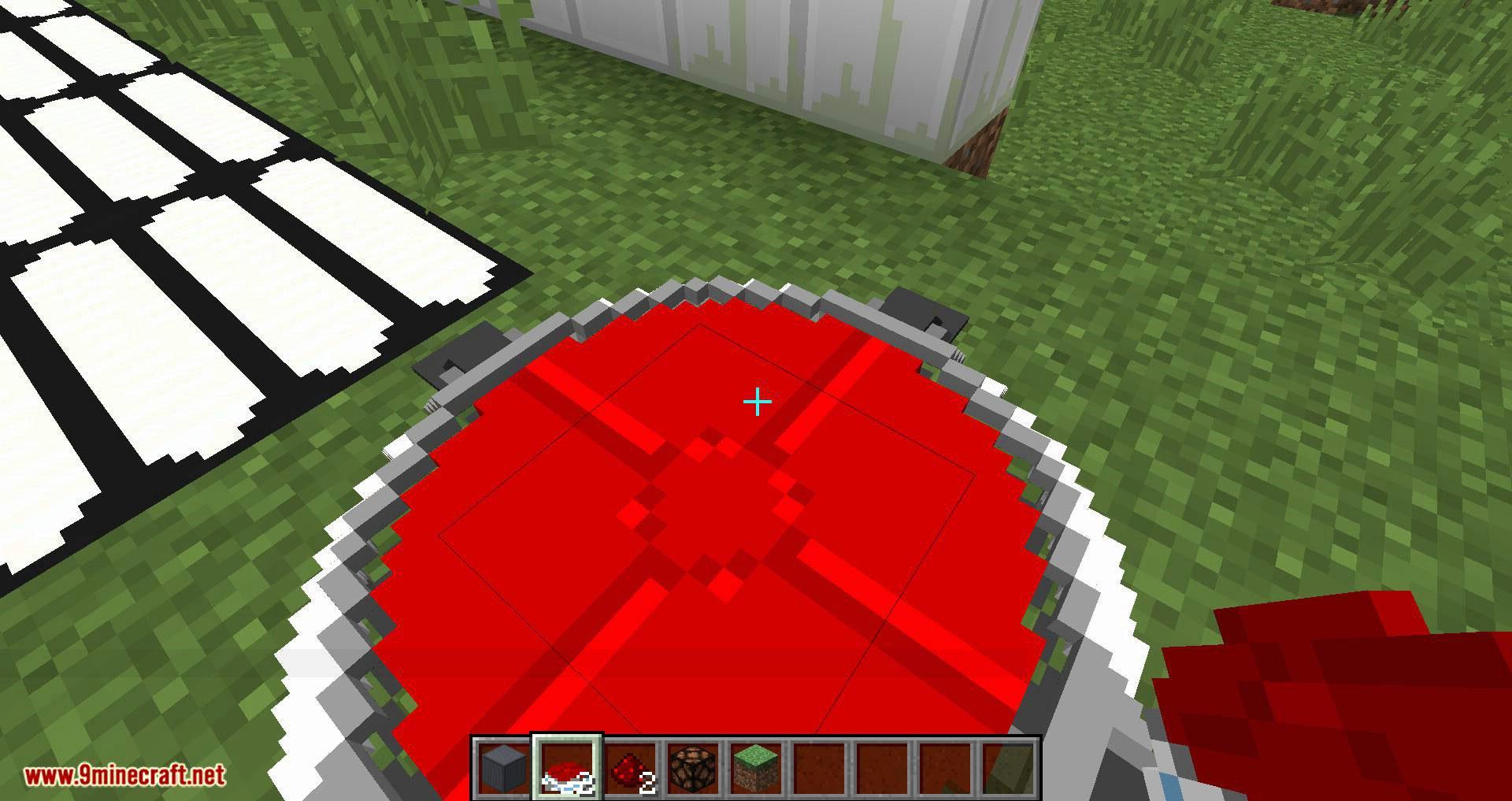 Portal Blocks mod for minecraft 11