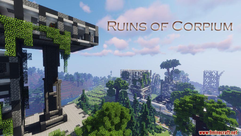 Ruins of Corpium Map Thumbnail