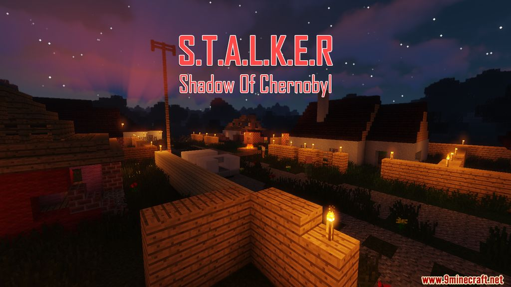 S.T.A.L.K.E.R Shadow Of Chernobyl Map Thumbnail
