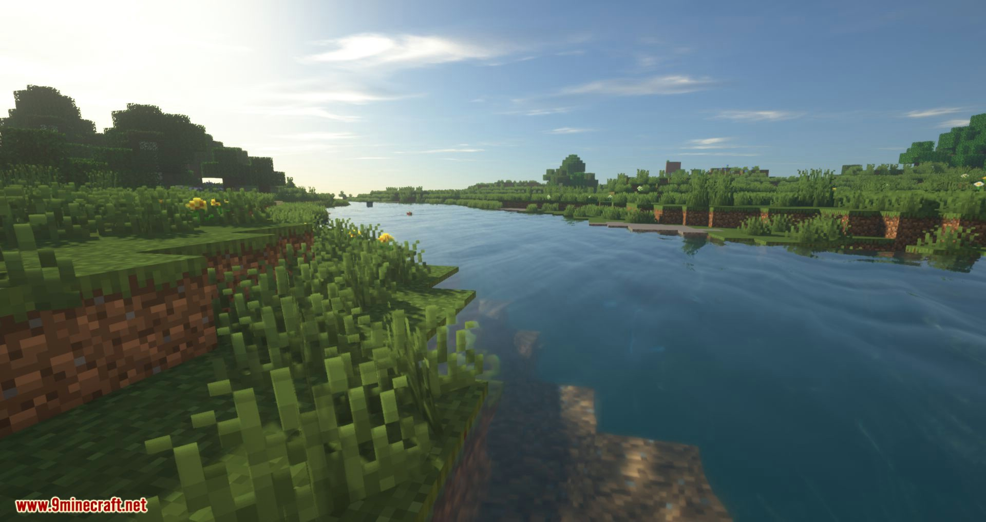 SEUS Renewed Shaders Mod 100.100100.100/100.10010.10 (Many More New Features