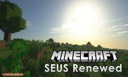 SEUS Renewed Shaders for minecraft logo