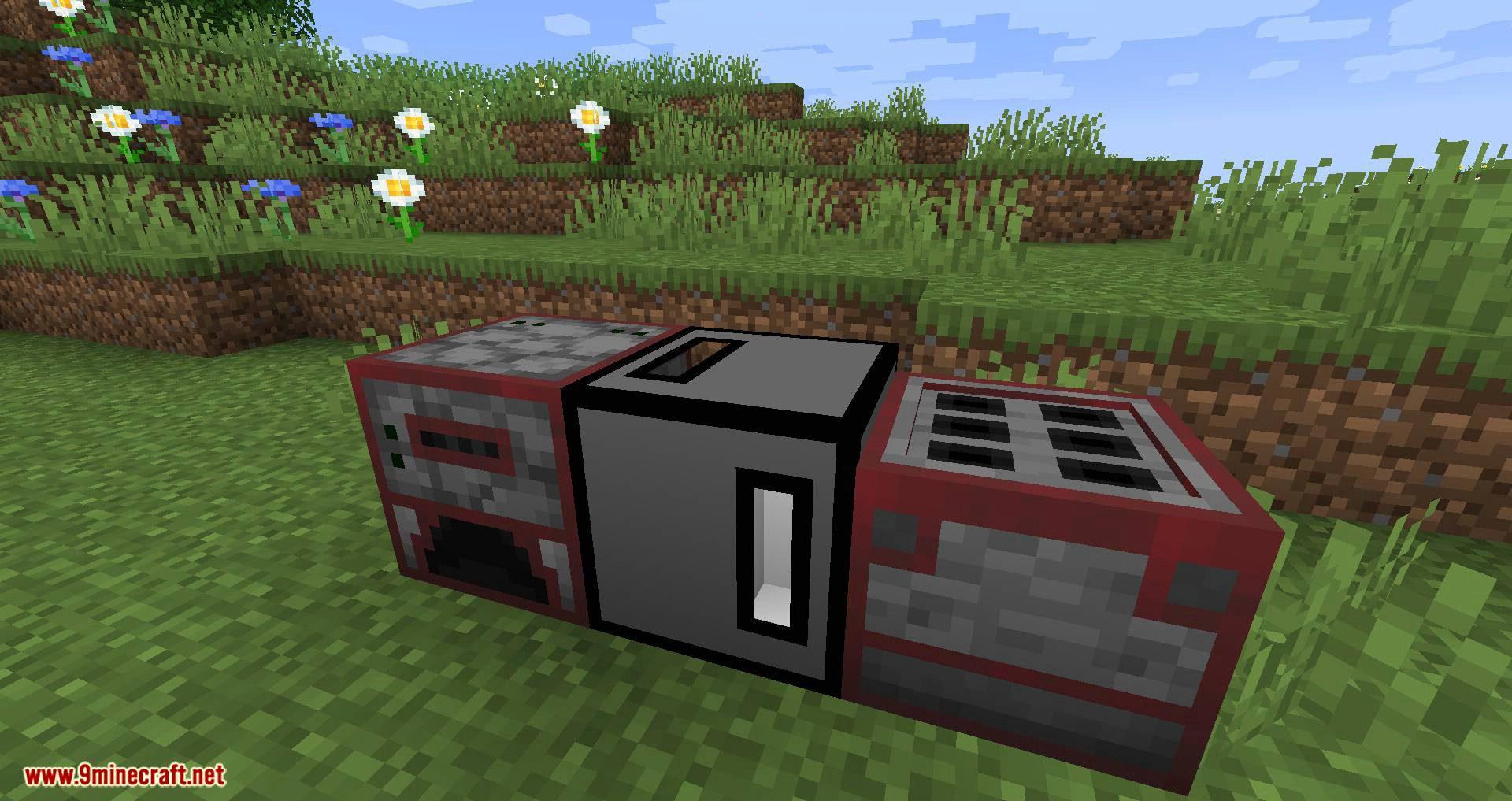 Silent_s Mechanism mod for minecraft 03