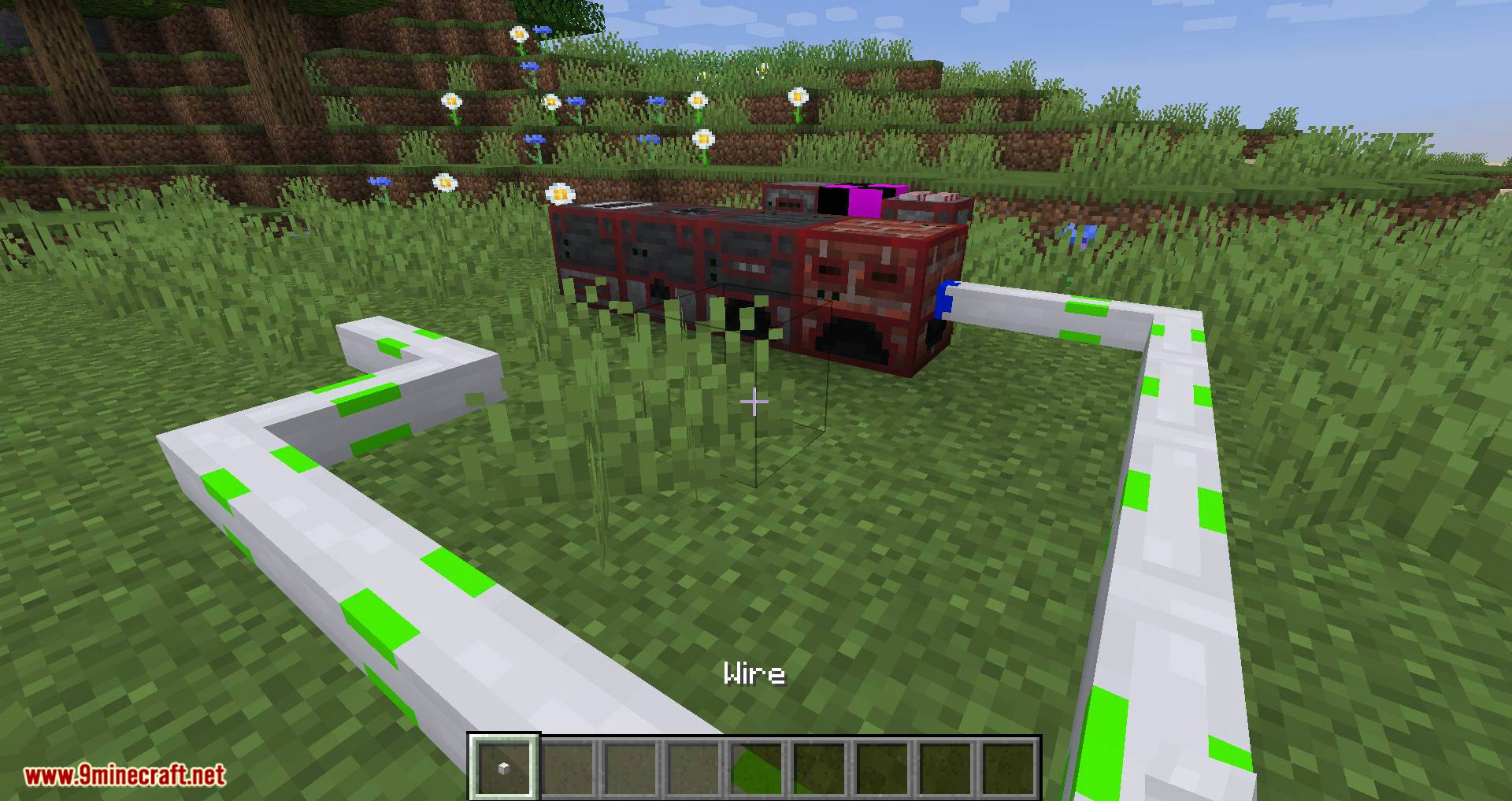 Silent_s Mechanism mod for minecraft 07