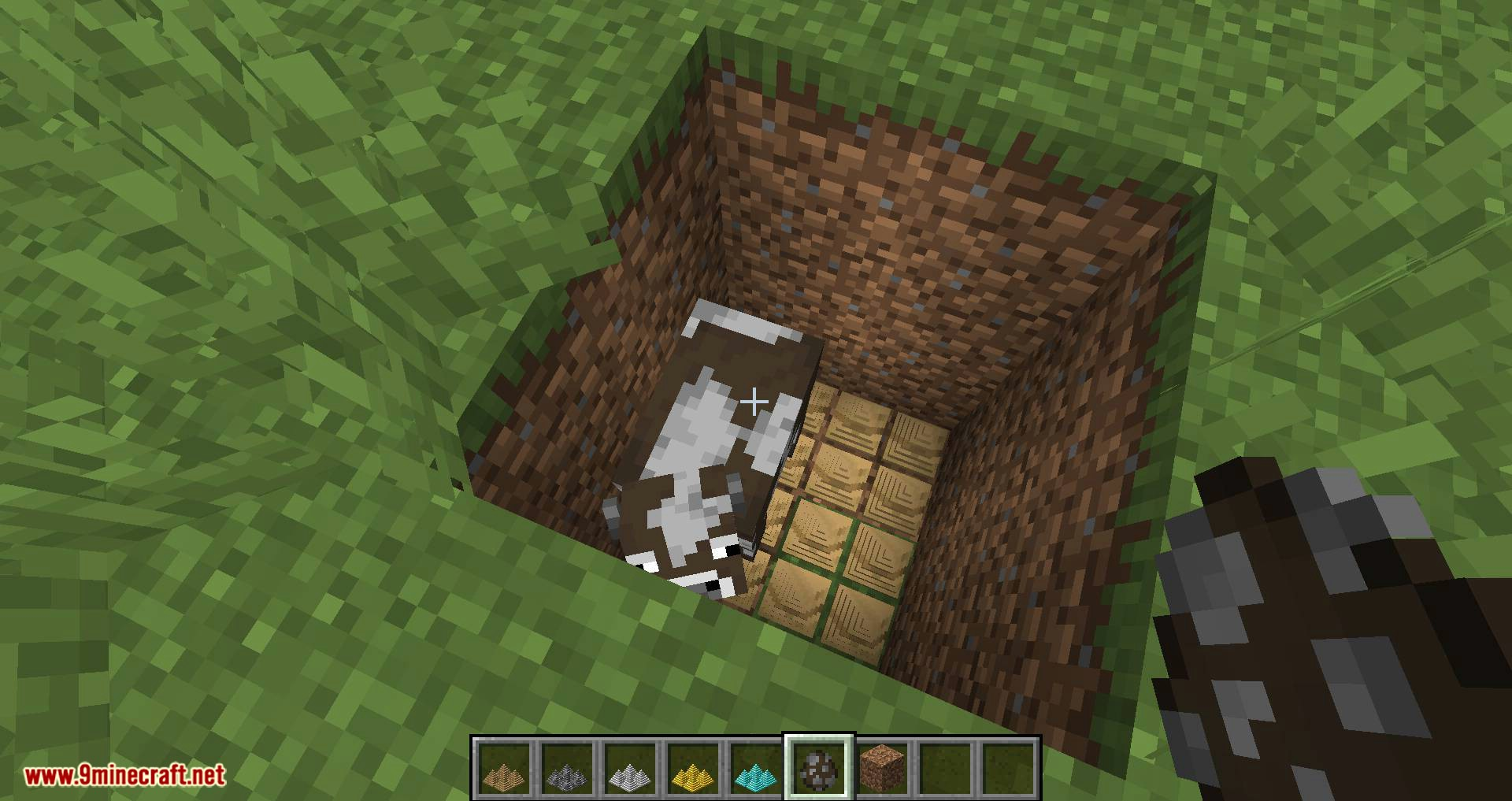 Spike Traps mod for minecraft 05