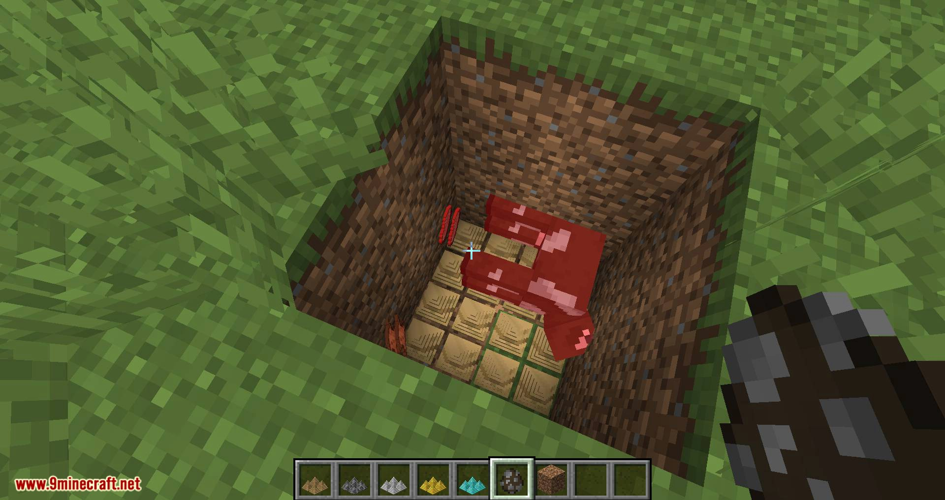 Spike Traps mod for minecraft 06