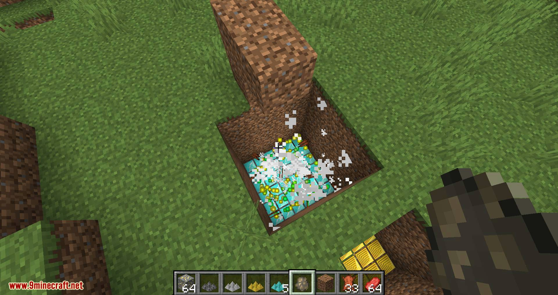 Spike Traps mod for minecraft 09