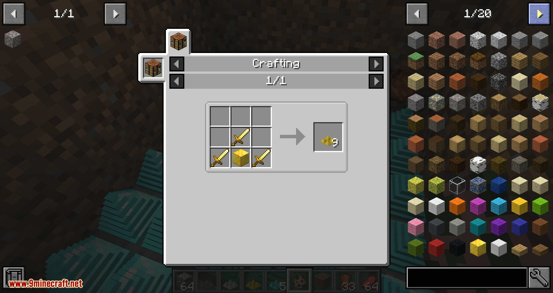 Spike Traps mod for minecraft 11