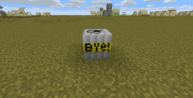 Super TNT Mod for Minecraft 40