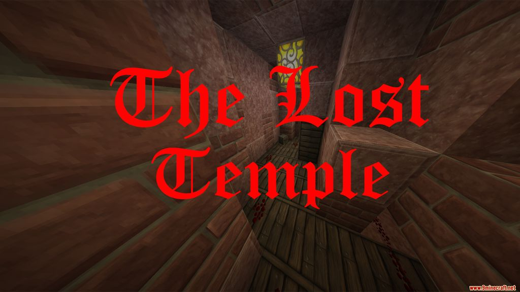 The Lost Temple Map Thumbnail