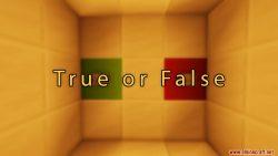 True or False Map Thumbnail