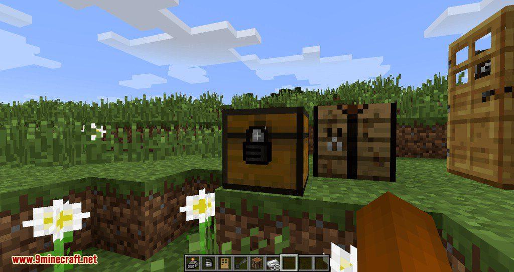 Xlv_s Locks mod for minecraft 03