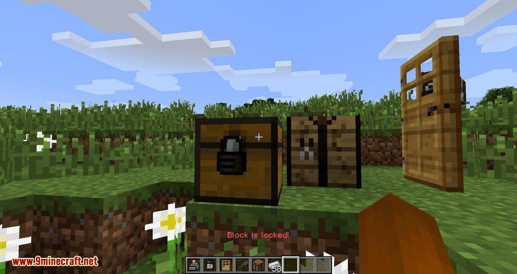 Xlv_s Locks mod for minecraft 04