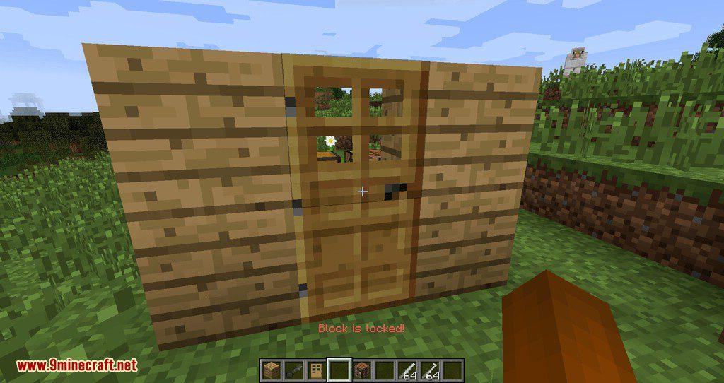 Xlv_s Locks mod for minecraft 10