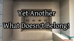 Yet Another What Doesn't Belong Map Thumbnail