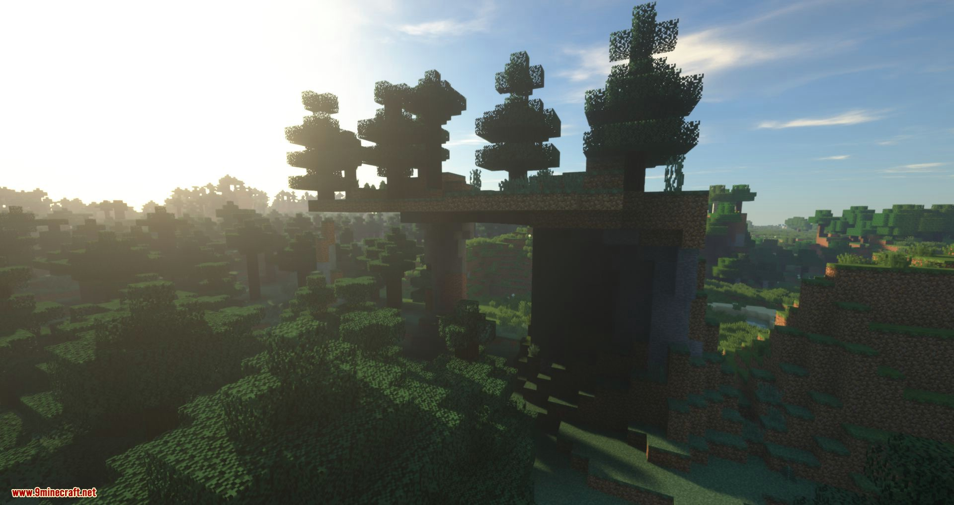 Zen Triggers mod for minecraft 04